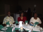 Children of Della Lee Johnson & Grandchildren of Sam Johnson brother of Henry Johnson:  L to R Kenneth Archie (wife) Jac